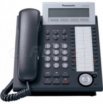 Телефон системный IP Panasonic KX-NT343 RU