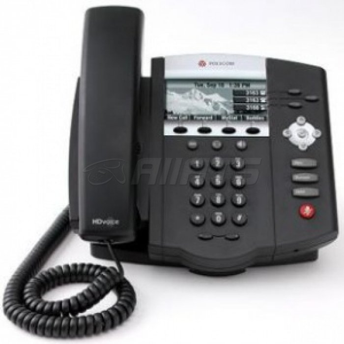 Телефон VoiceIP SoundPoint IP 450 3-line IP