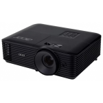 Acer projector X118AH, DLP 3D, SVGA, 3600 lm, 20000/1, HDMI, 2.5kg w/o Audio, white