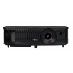 Optoma S340+ (DLP, SVGA 800x600, Full 3D, 3600Lm, 22000:1, HDMI, VGA, Composite, AudioIN, VGA OUT, Audio OUT, 1x2W speaker)