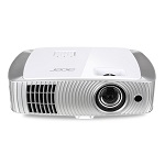 Acer projector H7550ST 1080p/DLP/Short Throw (0.69 ~0.76:1)/3D/3000 Lm/16000:1/HDMI/HDMI(MHL)/int. MHL port/BT/MM 10Wx2/8000 Hrs/2x 3D Glasses/3.4 kg/