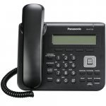 Проводной SIP-телефон Panasonic KX-UT123RUB